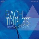 【輸入盤】バッハ・トリプル〜管弦楽組曲第4番、ブランデンブルク協奏曲第3番、他 ローレンス・カミングス&ハーモ…