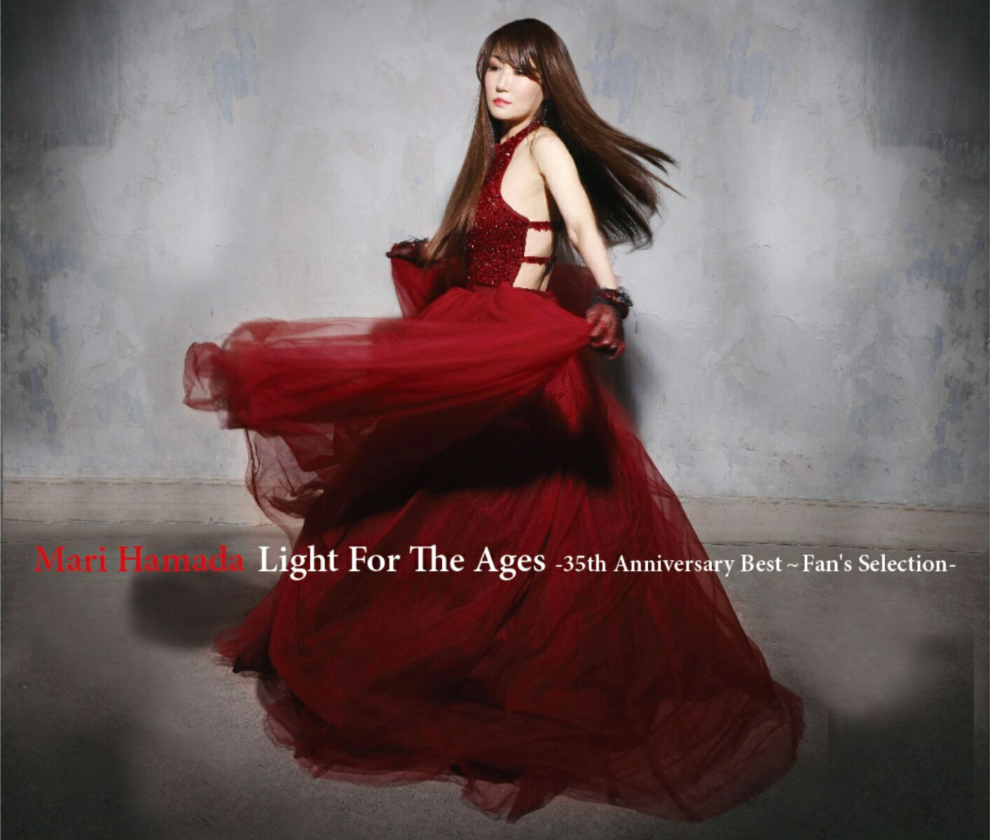 Light For The Ages -35th Anniversary Best〜Fan's Selection- (初回限定盤 3CD+PHOTO BOOK) [ 浜田麻里 ]