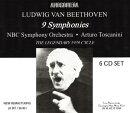 【輸入盤】交響曲全集 トスカニーニ&NBC交響楽団(1939)
