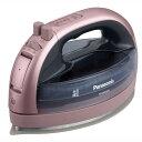 Panasonic コードレススチームアイロン (ピンク) NI-WL605-P