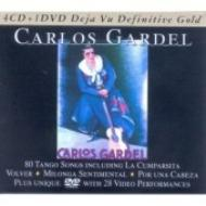 【輸入盤】DefinitiveGold(+dvd)[CarlosGardel]