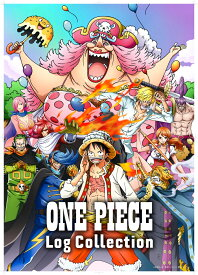 "ONE PIECE Log Collection ""WHOLE CAKE ILAND"" [ 尾田栄一郎 ]"