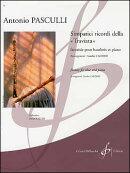 【輸入楽譜】パスクーリ, Antonio: 「椿姫」の楽しい思い出/Caldini編曲