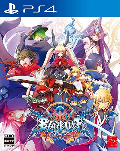 BLAZBLUE CENTRALFICTION PS4版