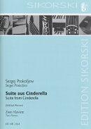 【輸入楽譜】プロコフィエフ, Sergei: 「シンデレラ」組曲 Op.87