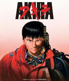 AKIRA 4Kリマスターセット(4K ULTRA HD Blu-ray & Blu-ray Disc 2枚組)(特装限定版)【4K ULTRA HD】 [ 岩田光央 ]