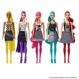 バービー(Barbie) カラーリビール!みずで色マジック モノクロマティック GWC56-986A