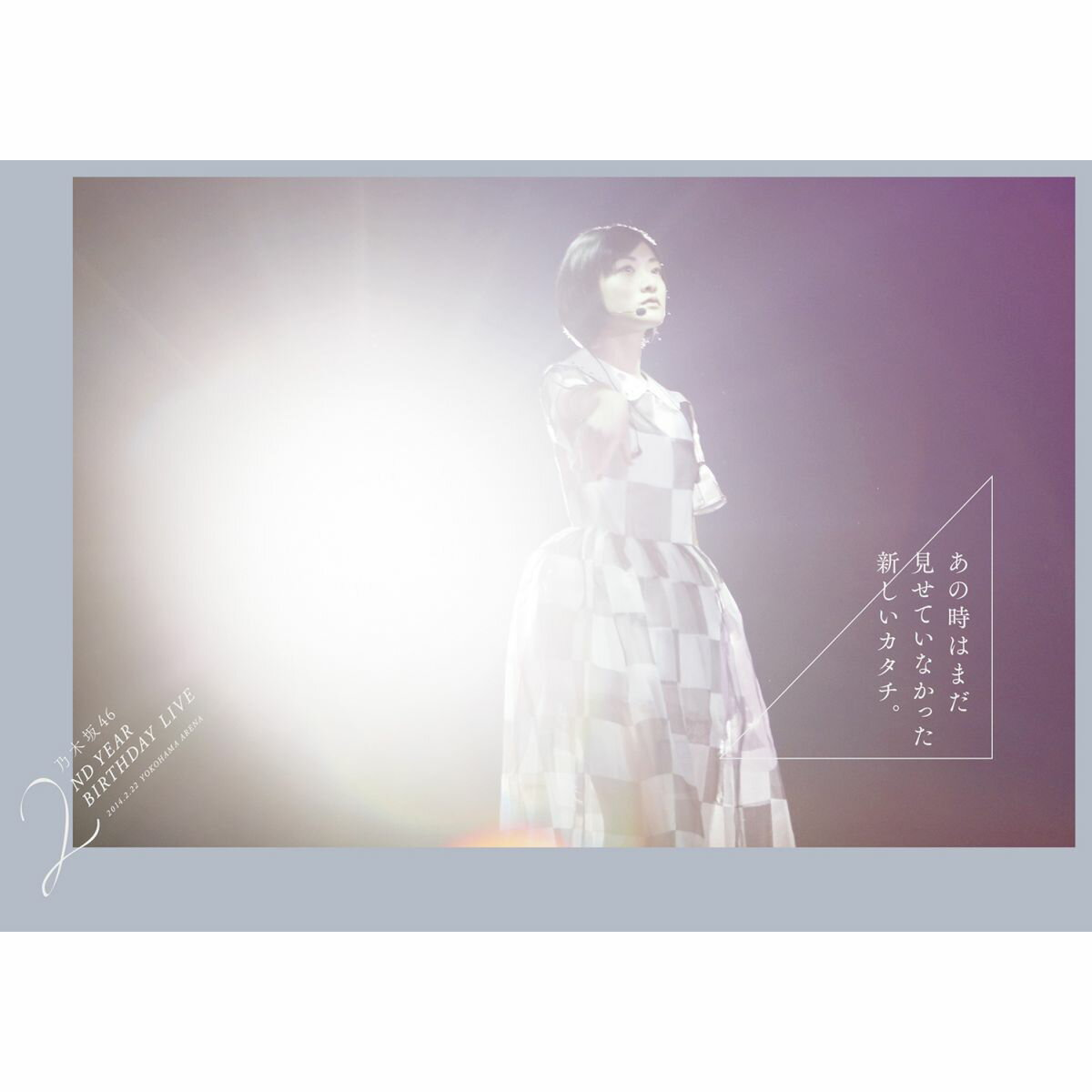 乃木坂46 2ND YEAR BIRTHDAY LIVE 2014.2.22 YOKOHAMA ARENA 【完全生産限定盤】 [ 乃木坂46 ]