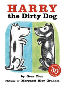 HARRY THE DIRTY DOG(P)