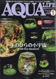 月刊 AQUA LIFE (アクアライフ) 2020年 01月号 [雑誌]