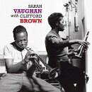 【輸入盤】Sarah Vaughan With Clifford Brown (Rmt)(Ltd)