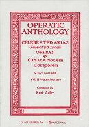 【輸入楽譜】オペラティック・アンソロジー 第2巻: メゾ・ソプラノ & アルト編