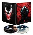 【楽天ブックス限定】ヴェノム ブルーレイ&DVDセット スチールブック仕様(完全数量限定)【Blu-ray】