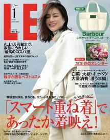 LEE (リー) 2020年 01月号 [雑誌]