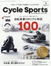 CYCLE SPORTS (サイクルスポーツ) 2020年 01月号 [雑誌]
