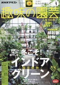 NHK 趣味の園芸 2021年 01月号 [雑誌]