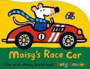 MAISY'S RACE CAR(BB)