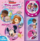 Disney Junior Music Player Storybook [With Music Player]