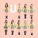 U (初回限定盤A CD+DVD)