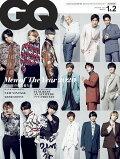 【予約】GQ JAPAN (ジーキュー ジャパン)2021年1・2月合併号増刊 [雑誌]【SixTONES、Snow Man 特別表紙版】