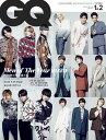 GQ JAPAN (ジーキュー ジャパン)2021年1・2月合併号増刊 [雑誌]【SixTONES、Snow Man 特別表紙版】