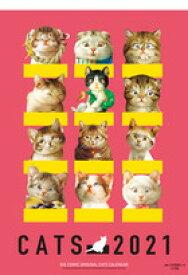 村松誠猫カレンダー(2021) ([カレンダー]) [ 村松誠 ]