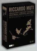 【輸入盤】リッカルド・ムーティ/リハーサル&コンサートDVDボックス ルイージ・ケルビーニ・ジョヴァニーレ管弦…