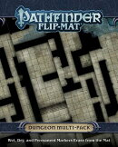 Pathfinder Flip-Mat Multi-Pack: Dungeons