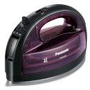 Panasonic コードレススチームアイロン (ピンク) NI-WL405-P