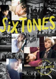 SixTONESカレンダー 2021.4-2022.3 Johnnys' Official [ 小学館 ]