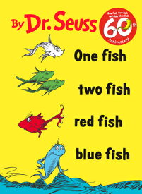 One Fish Two Fish Red Fish Blue Fish 1 FISH 2 FISH RED FISH BLUE FI (I Can Read It All by Myself Beginner Books (Hardcover)) [ Dr Seuss ]