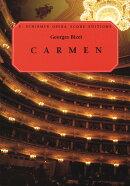 【輸入楽譜】ビゼー, Georges: オペラ「カルメン」(仏語・英語)