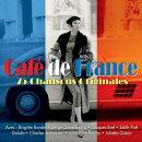 【輸入盤】カフェ・フランス〜シャンソン・ヒッツ