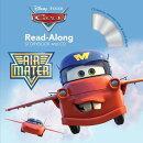 CARS:AIR MATER:READ-ALONG STBK(P W/CD)