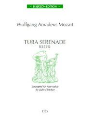 【輸入楽譜】モーツァルト, Wolfgang Amadeus: チューバ・セレナーデ (アイネ・クライネ・ナハトムジーク KV 525)/…