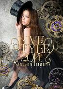 namie amuro LIVE STYLE 2014 豪華盤 (2DVD)