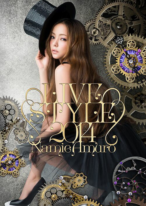 namie amuro LIVE STYLE 2014 豪華盤 (2DVD) [ Namie Amuro ]
