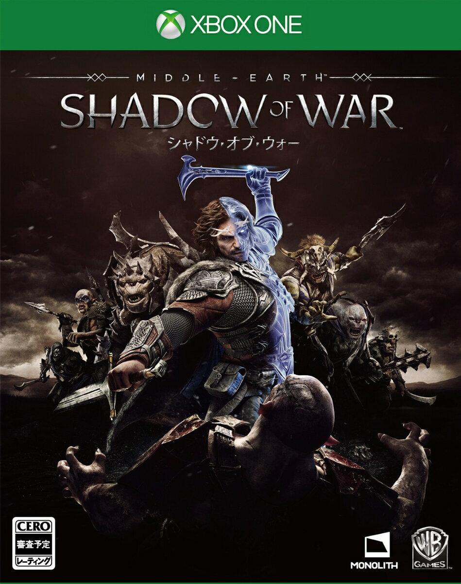シャドウ・オブ・ウォー XboxOne版