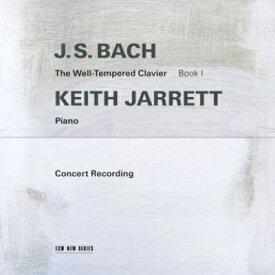 【輸入盤】平均律クラヴィーア曲集 第1巻 キース・ジャレット(ピアノ)(1987年3月ライヴ)(2CD) [ バッハ(1685-1750) ]