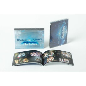 三代目 J Soul Brothers LIVE TOUR 2015 「BLUE PLANET」 【Blu-ray Disc2枚組+スマプラ】 【初回生産限定】 [ 三代目 J Soul Brothers from EXILE TRIBE ]