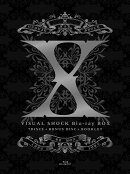 X VISUAL SHOCK Blu-ray BOX 1989-1992【Blu-ray】