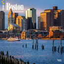 2018 Boston Wall Calendar