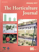 Journal of the Japanese Society for Horticultural Science 2017年 01月号 [雑誌]