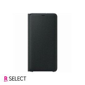 Galaxy純正 Galaxy A7 WALLET COVER ブラック