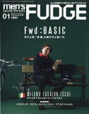 【予約】men's FUDGE (メンズファッジ) 2018年 01月号 [雑誌]