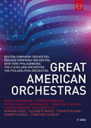 【輸入盤】グレート・アメリカン・オーケストラ〜ボストン交響楽団、シカゴ交響楽団、ニューヨーク・フィルハーモニ…