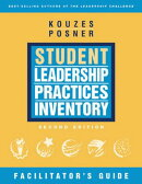 The Student Leadership Practices Inventory (LPI), the Facilitator's Package (Self and Observer Instr