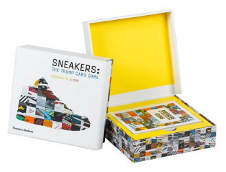 SNEAKERS:THE TRUMP CARD GAME