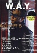 W.A.Y. 2018年 01月号 [雑誌]