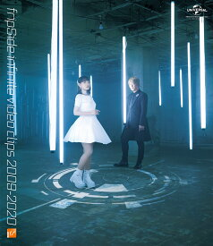 fripSide infinite video clips 2009-2020【Blu-ray】 [ fripSide ]